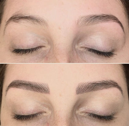 Maquillage semi permanent sourcil